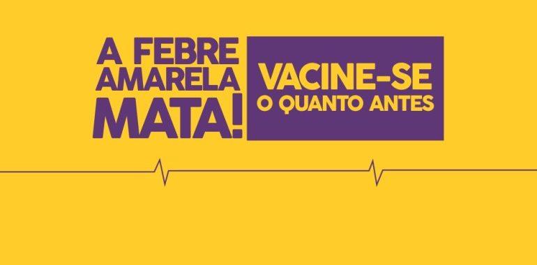 É possível um aumento do numero de casos de Febre amarela após o carnaval?